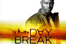 It's been a heck of a day for Taye Diggs on Day Break on ABC