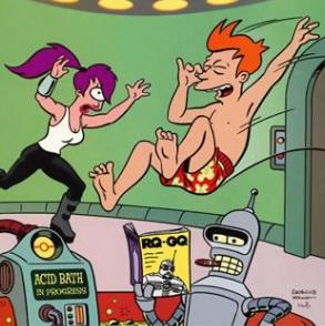 Futurama season seven