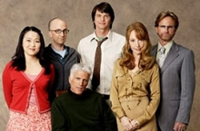 The cast of Help Me Help You