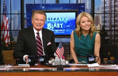 Regis Philbin retiring