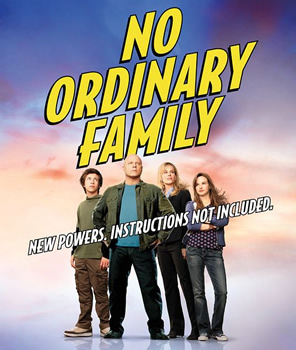 No Ordinary Family TV show