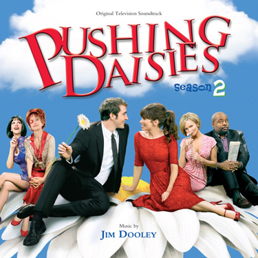 Pushing Daisies soundtrack season two