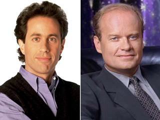 Frasier vs Seinfeld