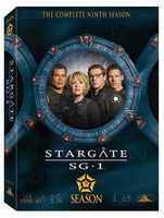 Stargate SG-1 on DVD