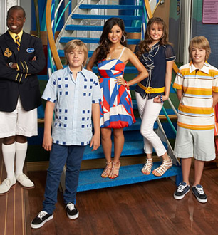 Suite Life on Deck tv show