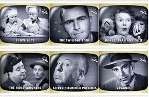 TV show stamps