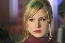 Veronica Mars - ready for a fight?