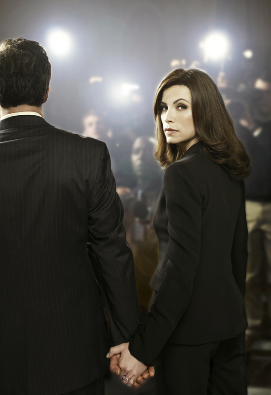 The Good Wife TV show on CBS: ending