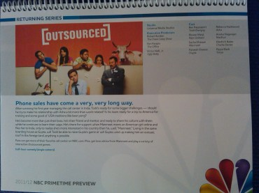 Outsourced season two