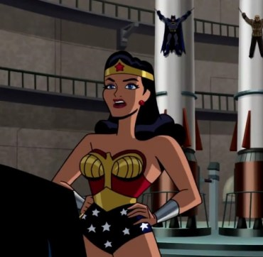 Wonder Woman on Batman: The Brave and the Bold