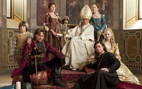 The Borgias TV show