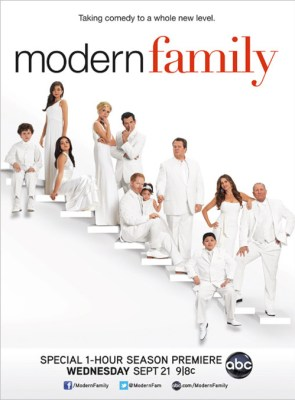 Modern Family ratings