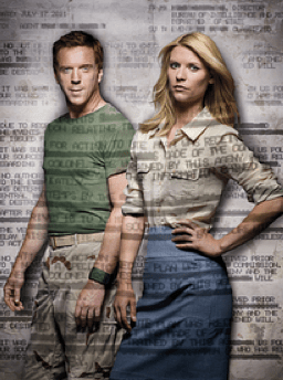 Homeland ratings