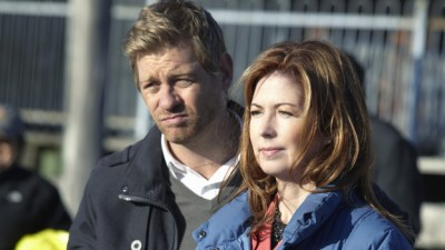 Body of Proof canceled season three