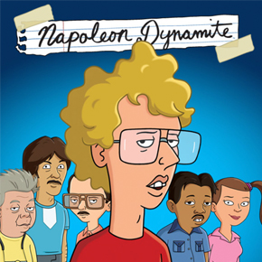Napoleon Dynamite ratings
