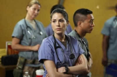combat hospital canceled season two
