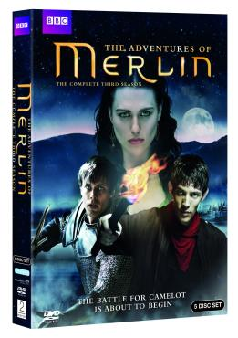 Merlin season three