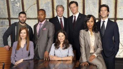 Scandal TV series on ABC