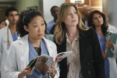 season 9 for Greys Anatomy