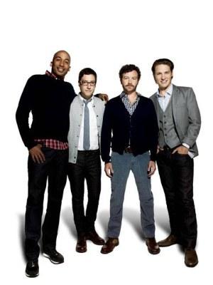 Men at Work TV series on TBS