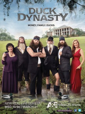 season two of Duck Dynasty