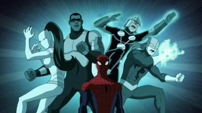 season two of ultimate spider-man