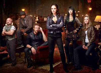 TV show Lost Girl on Syfy