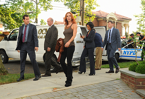 CBS TV show Unforgettable