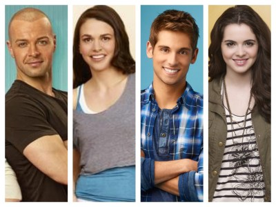 Baby Daddy, Melissa and Joey, Switched at Birth, Bunheads