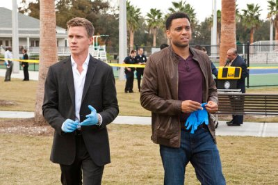 canceled or season two for Common Law TV show on USA