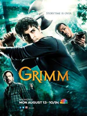 NBC Grimm ratings