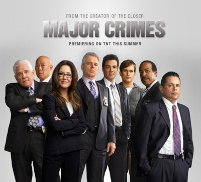 TNT Major Crimes TV series ratings