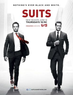 USA Suits TV series ratings