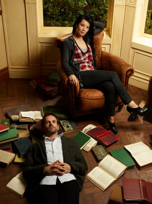 TV series Elementary on CBS