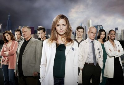 FOX TV series Mob Doctor