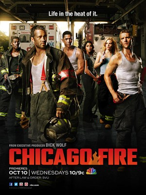NBC TV show Chicago Fire - ratings