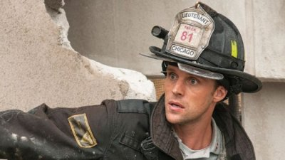 Chicago Fire pickup