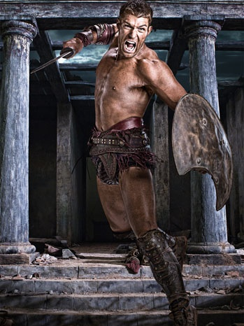 Spartacus final season
