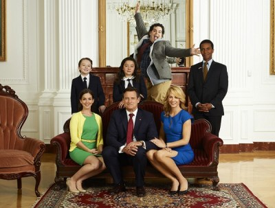 1600 Penn TV show