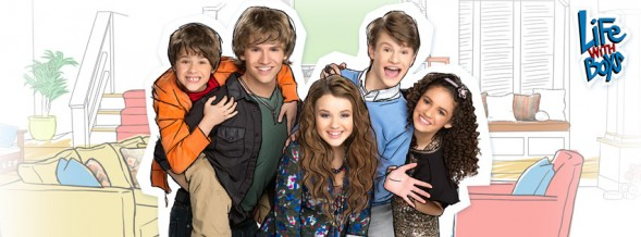 life with boys TV show