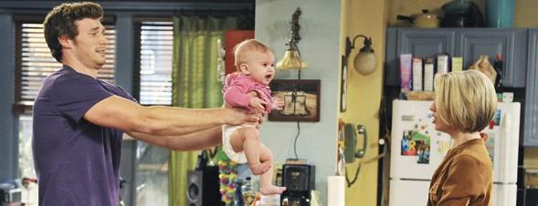 Baby Daddy season three