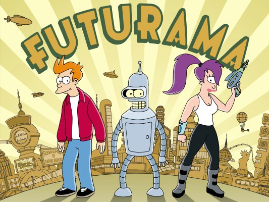 Futurama TV show last episode