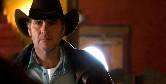 Longmire season two