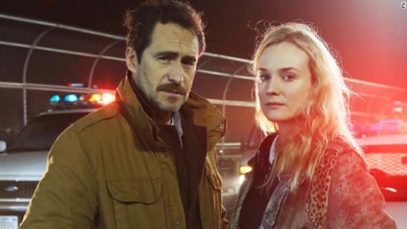 The Bridge TV show on FX