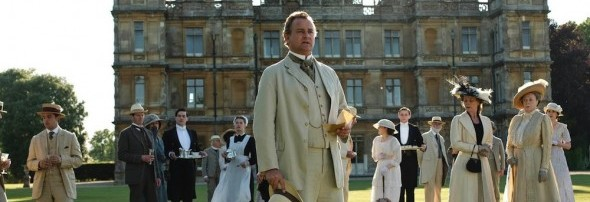 Downton Abbey season four