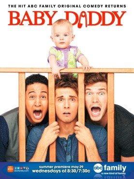 baby daddy season two