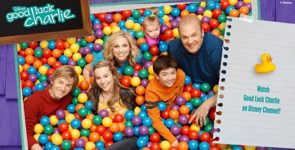 good luck charlie ending