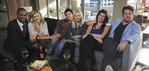 Happy Endings still cancelled
