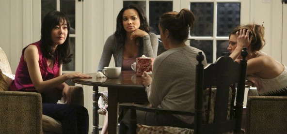 Mistresses TV show ratings
