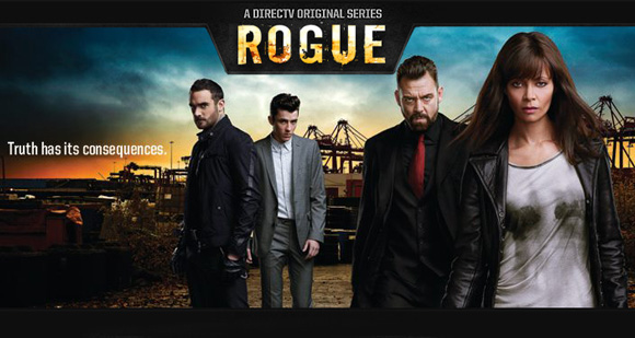 Rogue season two on DirecTV